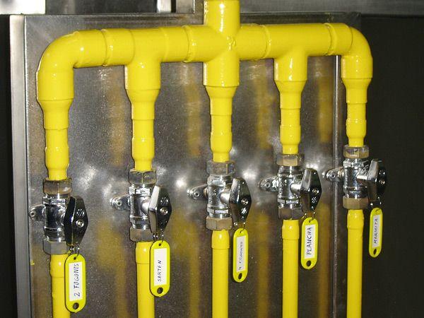 tuberias-de-gas-natural Gas