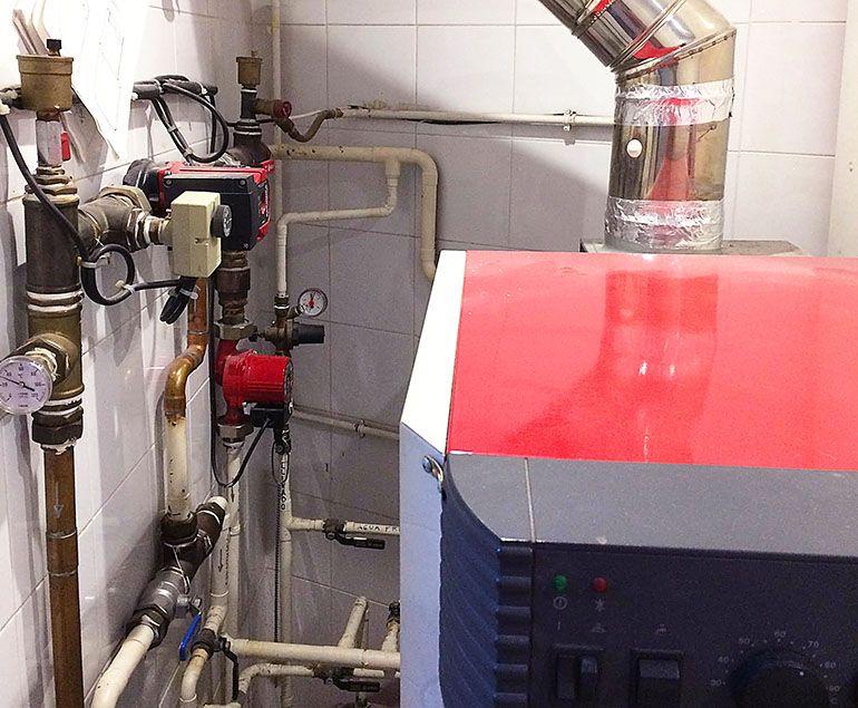 cambiar-caldera-de-gas Galapagar