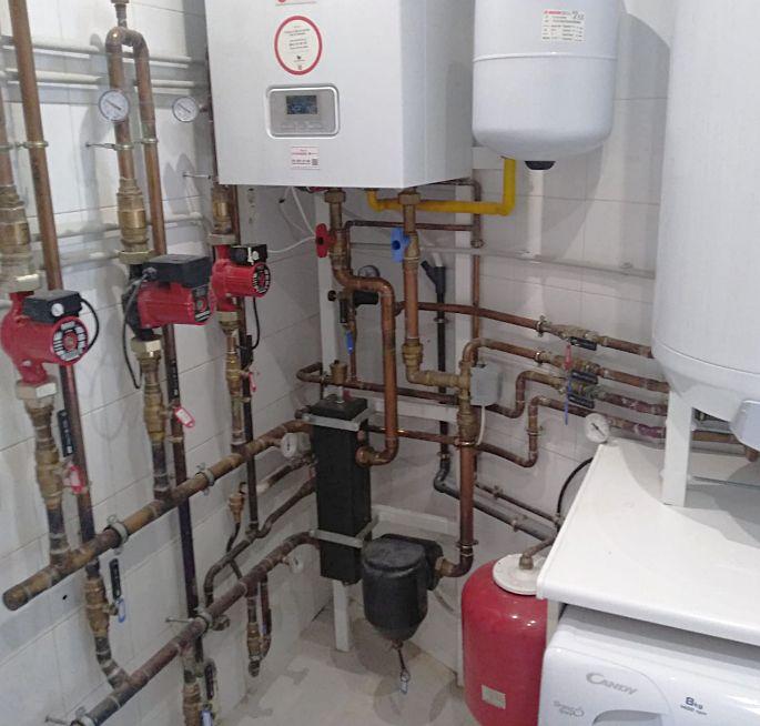 instalacion-caldera-nueva-gas Cambiar caldera de gas