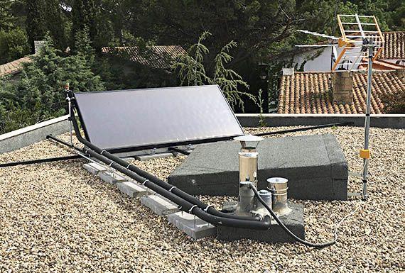 instalacion-calefaccion-a-gasoil-placa-solar Calefacción a gasoil