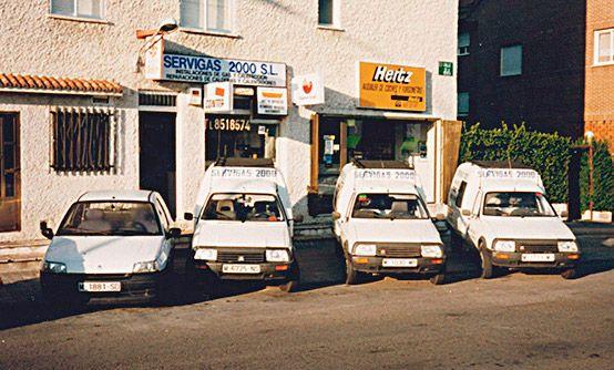 1990-nuestra-oficina Empresa