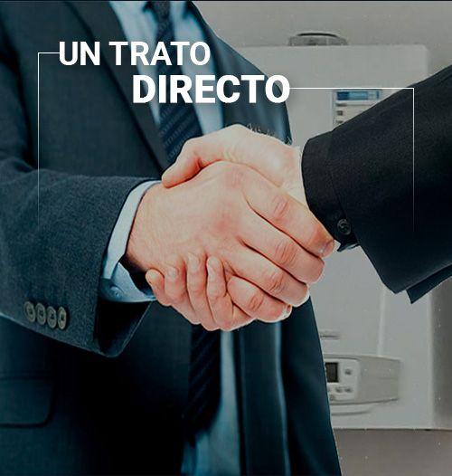Un trato directo al cliente, asesoramiento profesional